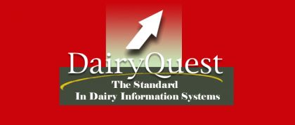 DairyQuest 350 EZ Pay